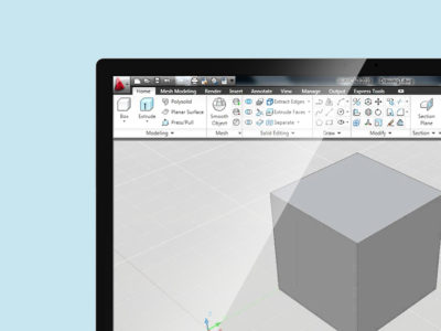 Autodesk Graphic User Interface Set 2010