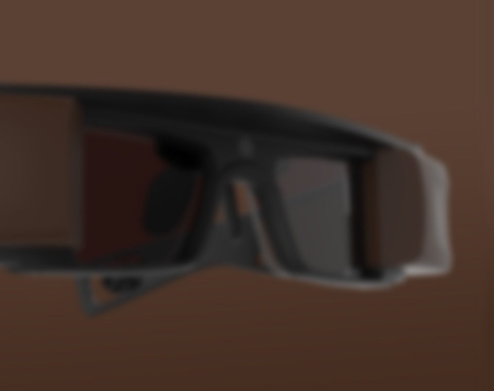 CommPet AR Glasses
