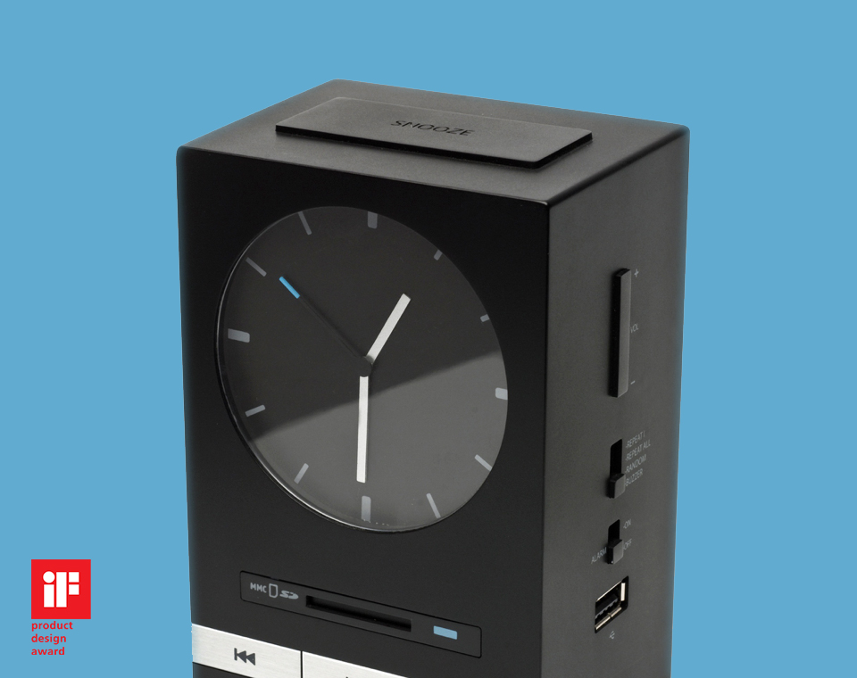 Medion MP3 Clock
