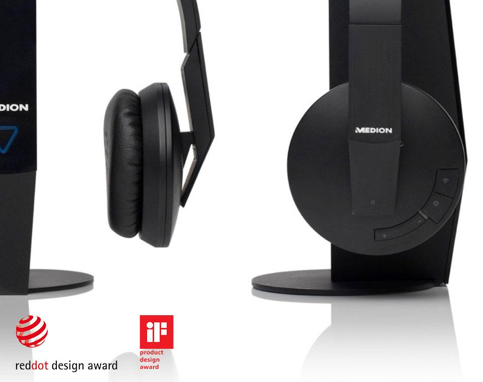 Medion Wireless Headset