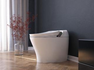 Coma Smart Toilet